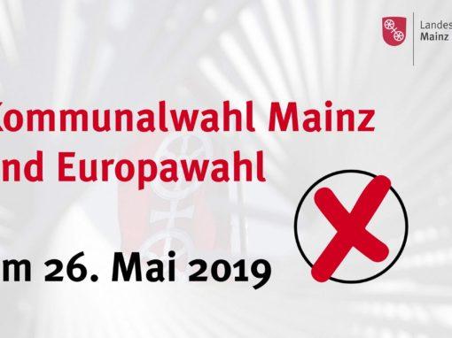 Stadt Mainz – Video zur Kommunalwahl