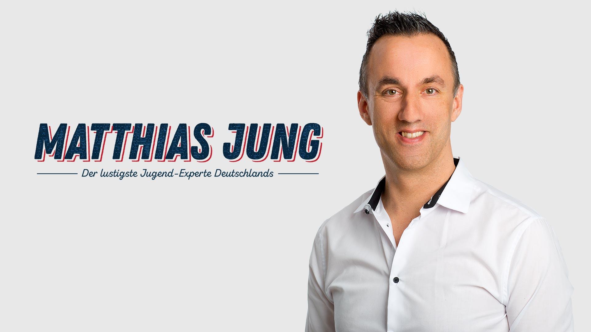 Matthias Jung - der lustigste Jugend-Experte Deutschlands