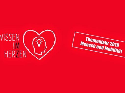"""Stadt Mainz """"Wissen im Herzen"""""""